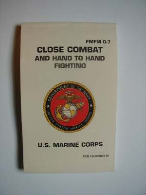 Self defense and street fighting techniques now you can get this hard to find official us marine corps close quarter combat and hand to hand fighting manual on cd rom sciox Images
